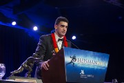 2014 Heisman with Marcus Mariota