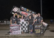 June 23,2012:  All Star Speedweek Waynesfield