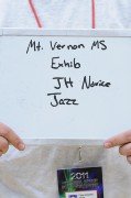 Mt Vernon JH Jazz