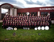 Bloomington HS North Marching Band