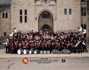 2015 Bloomington HS North Marching Band