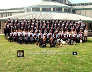 2013 Warsaw HS Marching Band