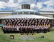 2016 Warsaw HS Marching Band