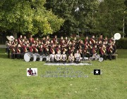 2014 Jimtown HS Marching Band