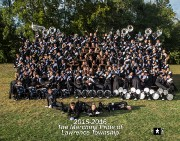 2015 Lawrence Marching pride