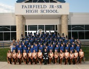 Fairfield HS Marching Falcons