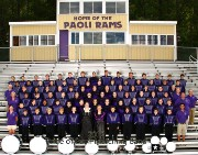 Paoli HS Marching Band