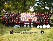 2013 Bloomington HS North Marching Band