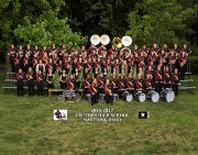 2016 Jimtown HS Marching Band
