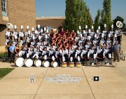 2016 Perry Meridian HS Marching Band