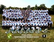 2013 Northridge Raider Band