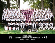 2013 Center Grove HS Marching Band