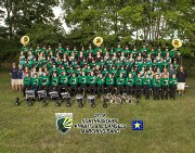 2016 Northeastern HS Marching Band