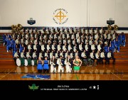 2013-2014 Cathedral HS Marching Band