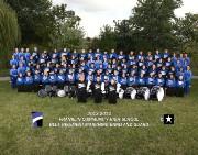 2013 Franklin Community HS Blue Regiment MB