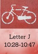 Letter J Photo Times 10;28-10;47