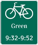 Green-Photo Times=9;23-9;52