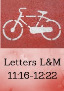 Letter L and M Photo Times 11;16-12;22
