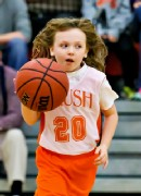 P-W Rec 8u Basketball Crush - Blue Devils 1-2-16