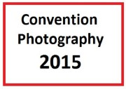 2015 Convention Photography