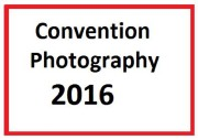 2016 Convention Photography