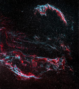 Veil Nebula, Cy..