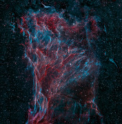 Veil Nebula, Pi..