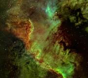 Cygnus Wall, NG..