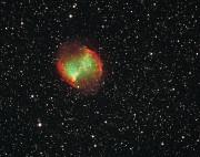 Dumbell Nebula,..