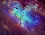 Eagle Nebula, M..
