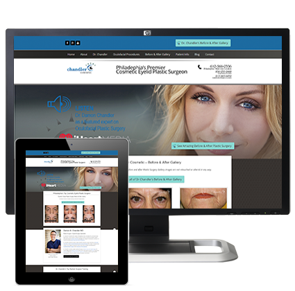Chandler Cosmetic – Philadelphia Eye Surgeon