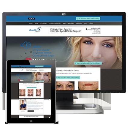Chandler Cosmetic – Philadelphia Eye Surgeon