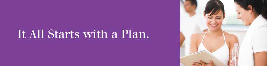 It All Starts With A Plan