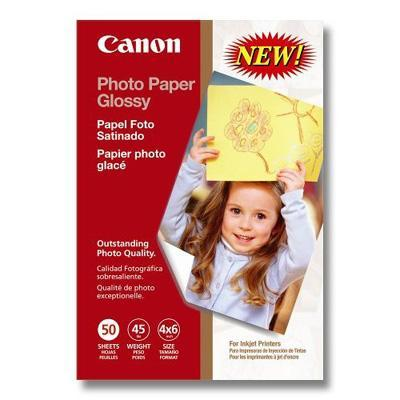 Canon Gp-502 - Glossy Photo Paper 50 Sheet(S)