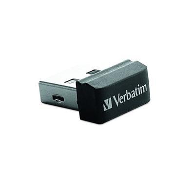 Verbatim Store 'N' Stay Usb Drive - Flash 4 Gb