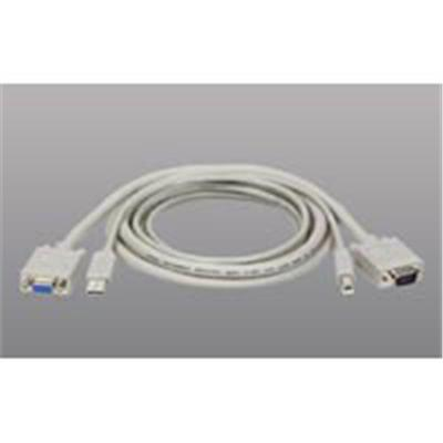 Tripplite Video / Usb Cable - 10 Ft