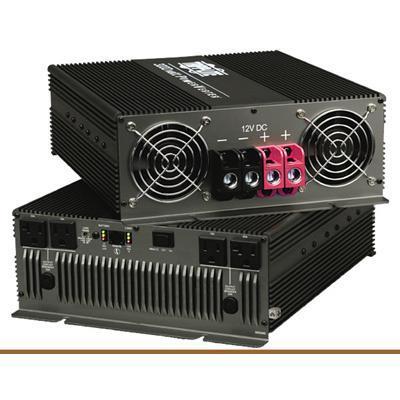 Tripplite Powerverter Ultra-Compact Pv3000hf - Dc To Ac Power Inverter