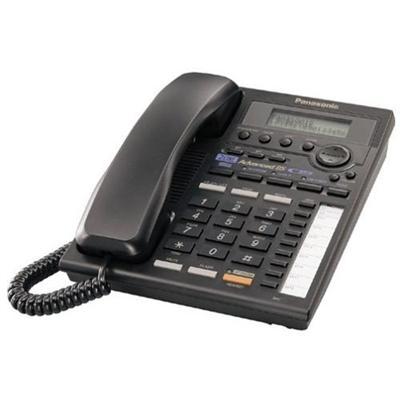 Panasonic Co Kx Ts3282b - Corded Phone W/ Call Waiting