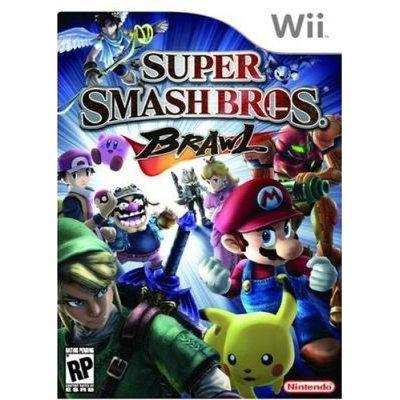 Nintendo Super Smash Bros. Brawl - Complete Package