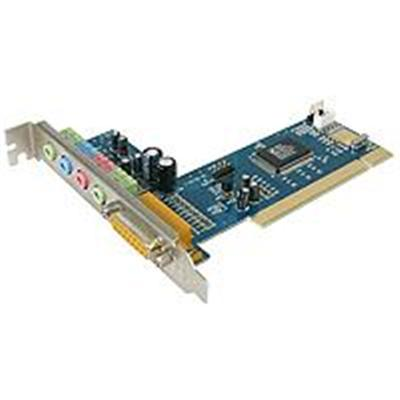 Startech 4 Channel Pci Sound Card With Ac97 3d Audio