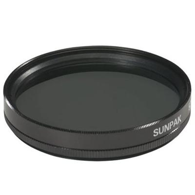 Tocad America Sunpak Pictureplus Circular Polarizer C-Pol - Filter 62