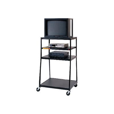 Bretford Manufacturing Basics Wide-Body Tv Cart Bb54sx-E4 - ( Pyramid