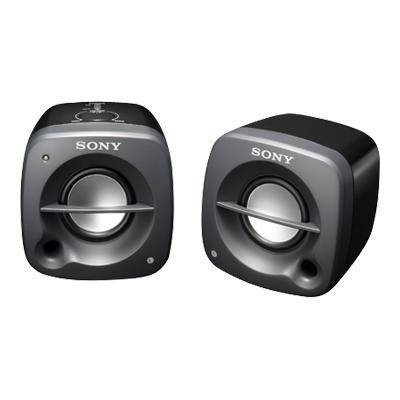 Sony Srs-M50/Blk - Speakers For Portable Use Wired