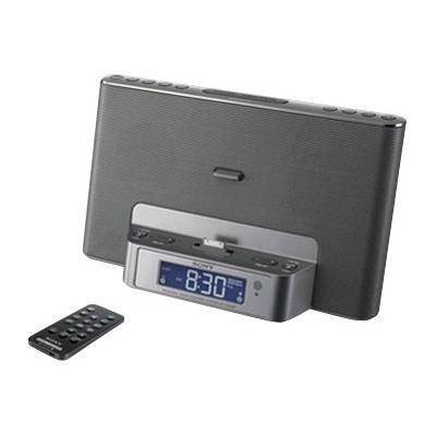 Sony Icf-Cs15ipsil - Clock Radio With Apple Dock Cradle