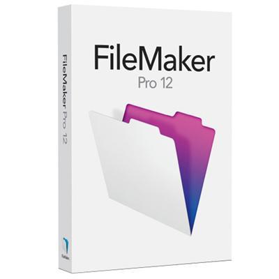 Filemaker Pro - ( V. 12 ) Complete Package