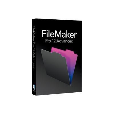 Filemaker Pro Advanced - ( V. 12 ) Complete Package