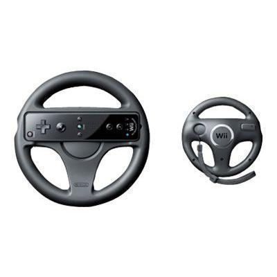 Nintendo Wii Wheel - Game Controller Steering Attachment