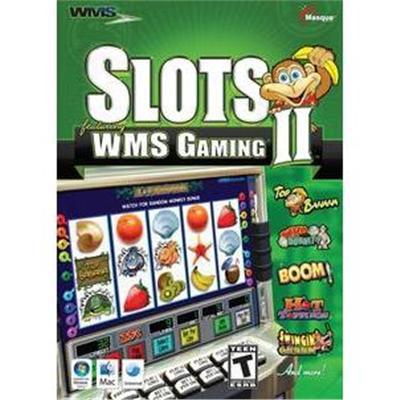 Masque Slots Featuring Wms Gaming Ii - Mac