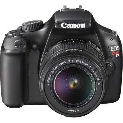 Canon Eos Rebel T3 - Digital Camera