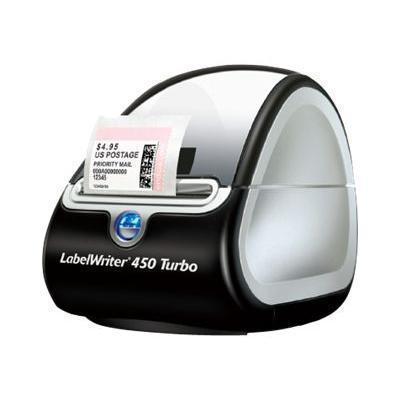 Dymo Labelwriter 450 Turbo - Label Printer Monochrome Direct Thermal